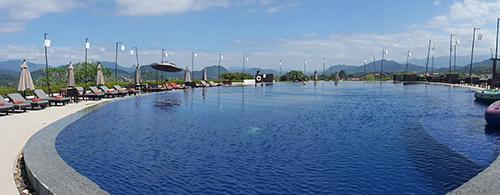 Enjoy at one of the luxurious resorts in Luang Prabang